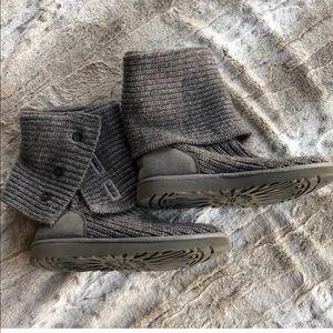 Warm cozy Ugg boots
